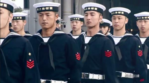 日本自卫队拍征兵宣传片