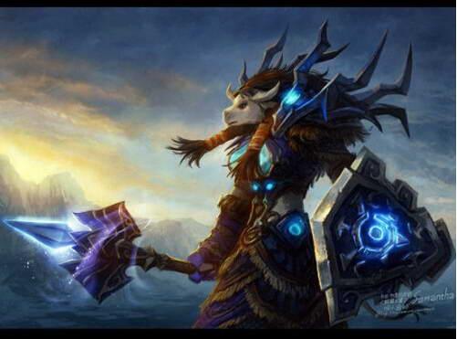魔法风暴_魔法风暴 在《魔兽世界》里寻找自己的力量源泉(组图)