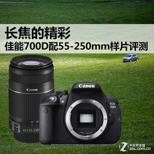 长焦的精彩 佳能700D配55-250mm样片评测