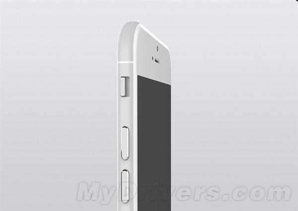 iPhone 6迄今为止最真实外形图:漂亮