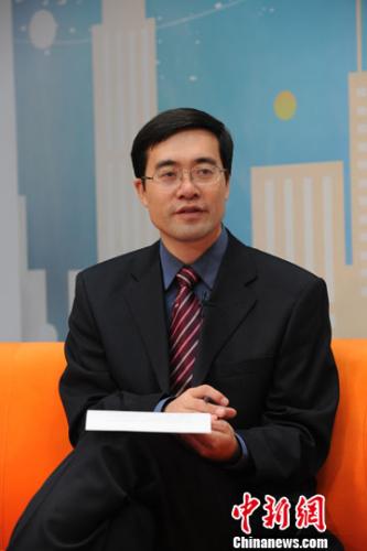外交学院教授高飞4日做客中新网《新闻大家谈》,深度解析国家主席习近平出访韩国相关热点话题。 中新网记者 张越 摄