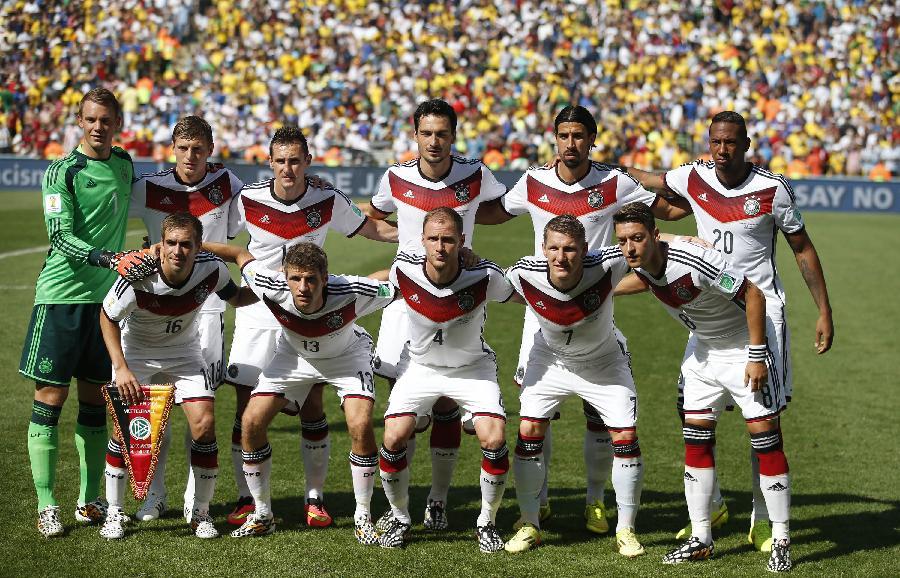 (世界杯)足球——德国队首发阵容(图)图片