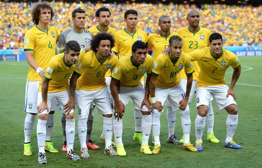 巴西世界杯主力阵容_巴西世界杯阵容