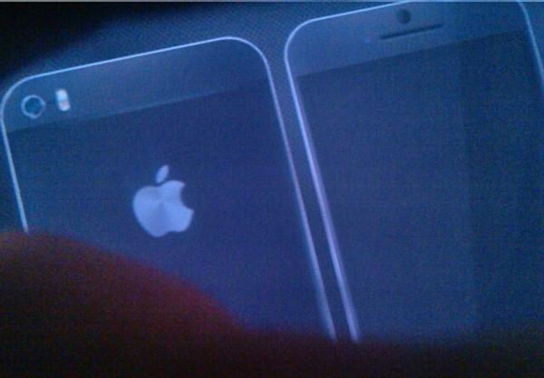 iPhone 6设计图谍照流出:谷歌眼镜盗摄