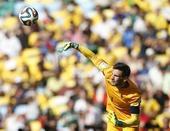 德国VS法国比赛精彩瞬间 勒夫抱足球阻法国反击