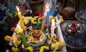 巴西球迷用巫术诅咒对手 制造人偶助东道主(图)