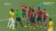 费尔南迪尼奥J罗引争议 裁判未吹停巴西速反击