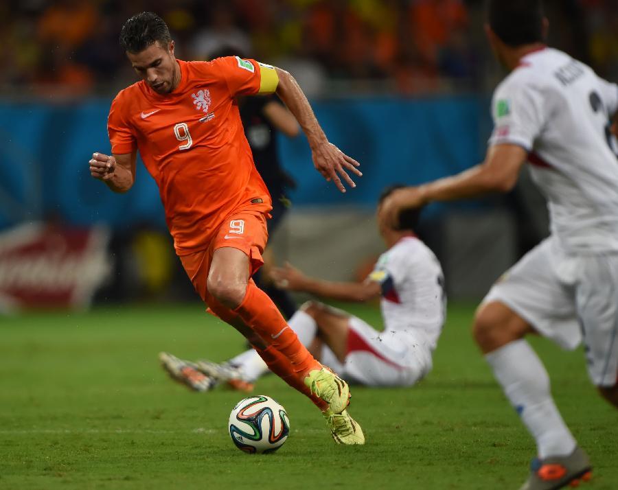 荷兰队内讧_(世界杯)(39)足球——荷兰队对阵哥斯达黎加队(图)