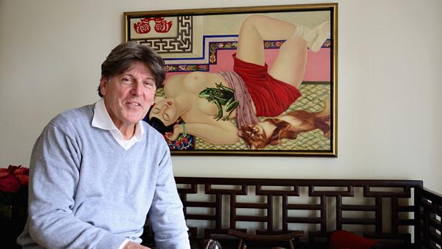 情色艺木中���-yol_【访谈】春宫艺术品藏家贝索烈:通过情色认识古代中国