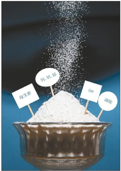 维生素和矿物质是营养强化剂,而营养强化剂属于我国食品添加剂当中的一类。王远征 摄