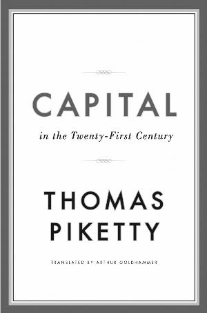 《二十一世纪资本论》-这个法国人从学理上证明了 拼爹资本主义图片