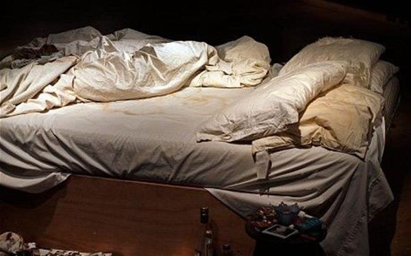 《我的床》