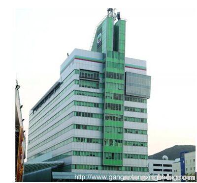 香港明星的培养地--香港TVB电视台(图)