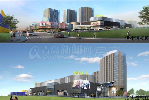 辽阳东路建大型购物中心 金家岭新区显雏形(图)