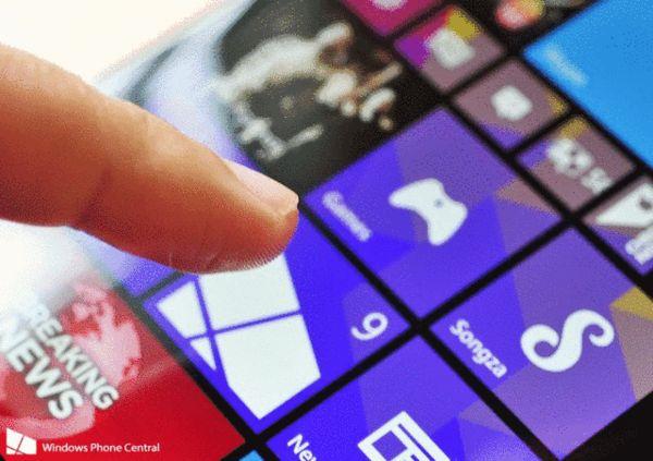 3D触控技术将在Windows Phone手机中导入(图片来自wpcentral.com)