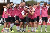 趣味图:德国队世界杯虐菜歪传 沙特比巴西更惨