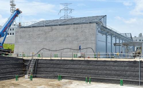 日本九州电力公司川内核电站。