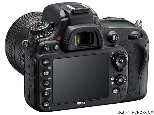 尼康D610 单反机身(2426万像素 3.2英寸液晶屏 连拍6张/秒)数码相机