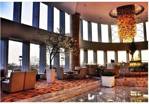 南京/南京绿地洲际酒店