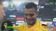 视频-罗梅罗:感谢球迷问候家人 扑点需要运气