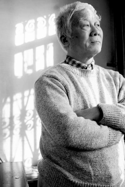 诚实:学者的灵魂——《光明日报》人物版专访柳鸣九(1)_光明日报_光明网