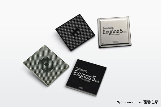 三星新手机处理发布:终于有4G基带了!