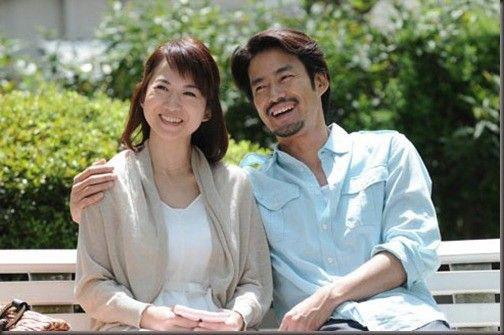 竹野内丰和久井映见在日剧中饰演夫妻,假戏真做成为真正情侣。