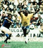 世界杯巨星回顾之贝利:生涯进1283球 三捧金杯