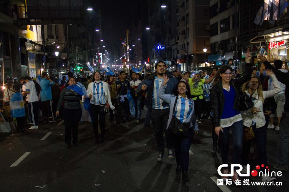 今夜阿根廷无人哭泣