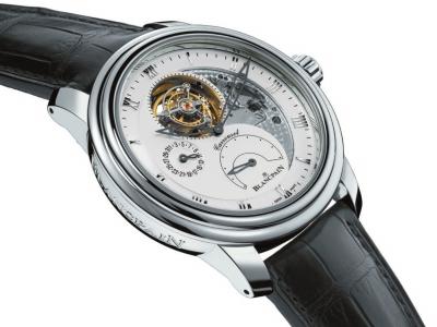 2008年宝珀量身定制的乾坤卡罗素腕表