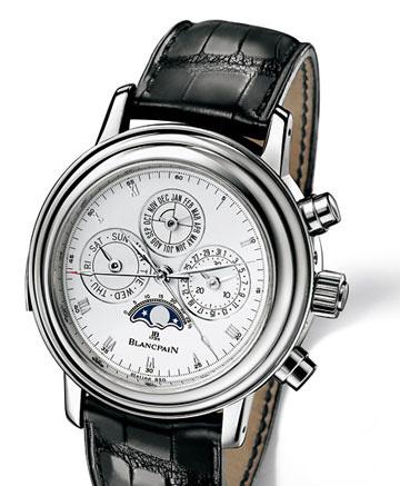 Blancpain宝珀1735超复杂功能腕表