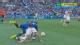 视频-赫韦德斯滑铲抢断 踢伤萨巴莱塔遭黄牌
