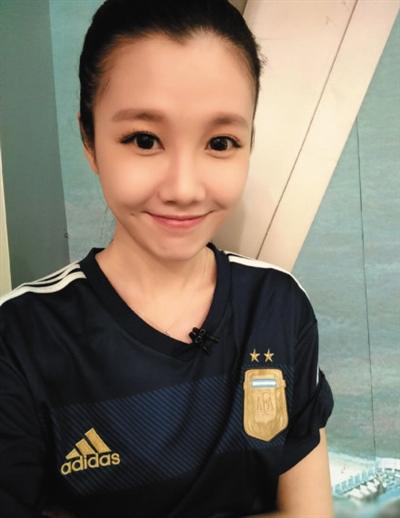 刘语熙决赛战胜阿根廷。