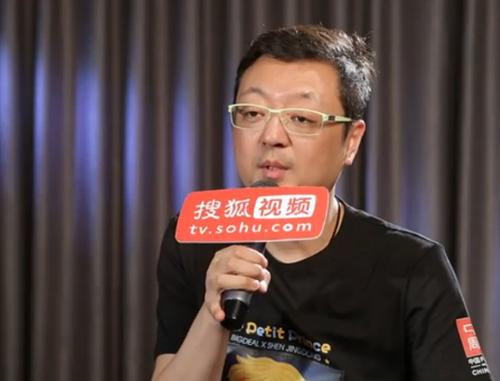 大牌传媒CEO刘大毅