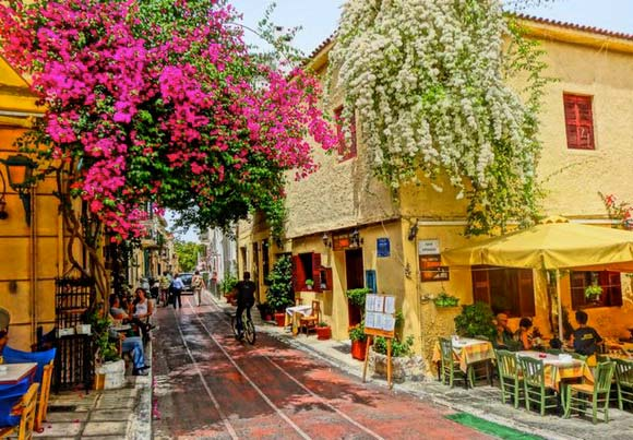 欧洲购物夏季折扣期到来 雅典血拼攻略