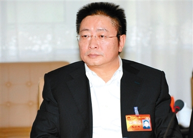 青海省委原常委、西宁市委原书记毛小兵 资料图