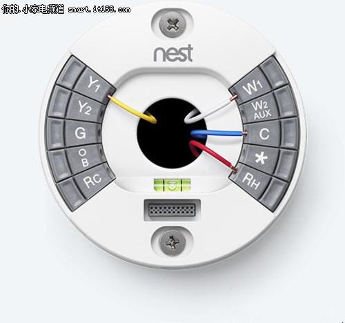 nest温控器接线图