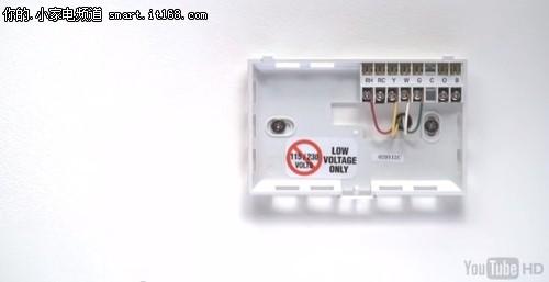 传统温控器接线图