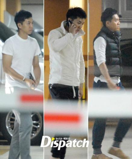 2013年10月8日晚,李昇基结束日本演唱会返回韩国,经过5天4夜强...