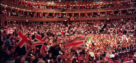 以往的伦敦逍遥音乐节(资料图)