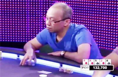 潘维生在国际扑克界具相当知名度