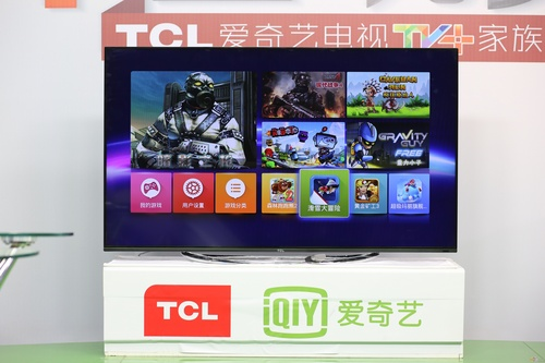 匹配4K面板 TCL爱奇艺TV+UD版解析
