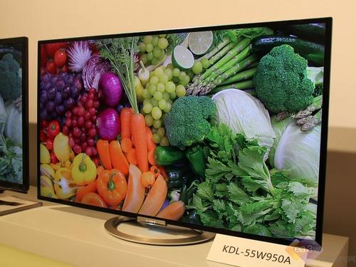 感临场之美 索尼发布2013年春季电视新品