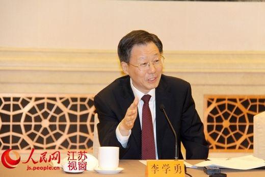 江苏省省长、南京青奥组委主席李学勇发言