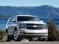 [海外新车]空间足够大2015款雪佛兰Tahoe