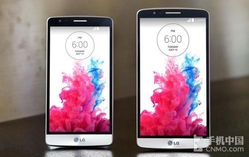 约2927元lg g3 s售价公布 八月中旬上市