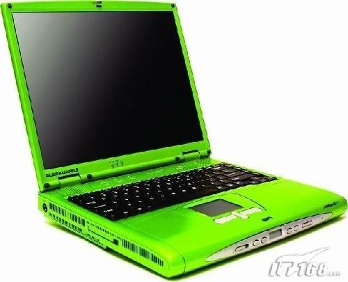 2002年外星人推出了第一台笔记本