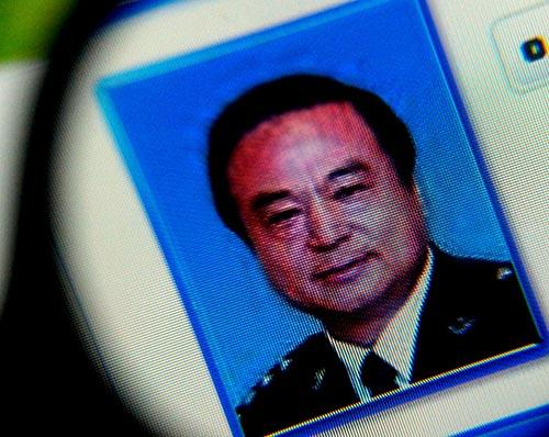 天津市公安局局长武长顺疑因巨额受贿被调查