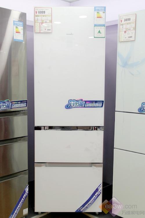 买精品家电 选美的意式冰箱BCD-320WGPMA