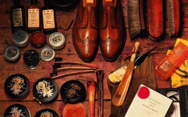 必备的鞋子基本保养用品